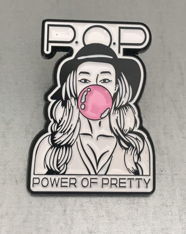 P.o.p Pin
